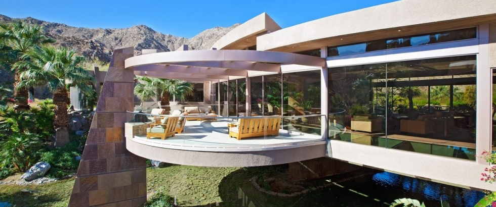 Hill Villa, Country side, 75297 Falling Rock Ln Indian Wells, CA _ VanDen Collection Inspiration Eco New Luxury