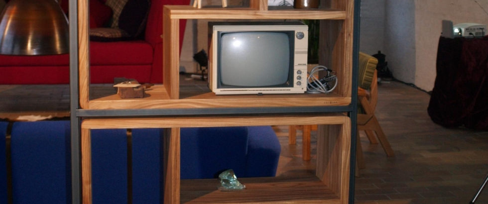 Jacques Cousteau - Design cabinet by Jesse Nelson at DDW12