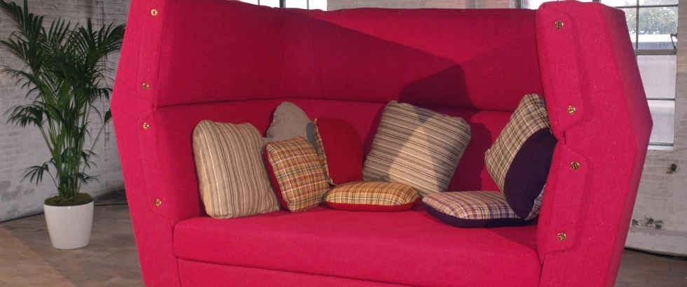 Utopa - Biggest couch on the DDW12!