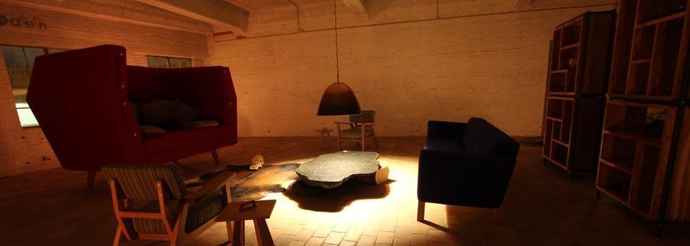 Utopa in VanDen Collection  Design Jesse Nelson van den Broek