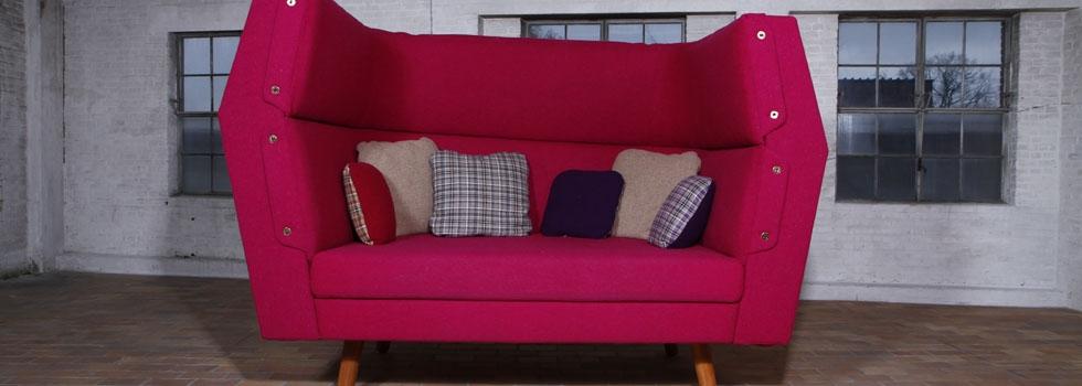Utopa sleebbed - VanDen Furniture (Rust & Lust)  Design Jesse Nelson van den Broek