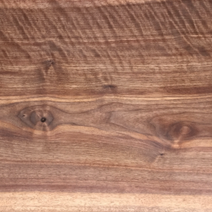 American walnut in oil - Rustic