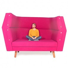 Utopa big sofa by VanDen Collection Design Jesse Nelson van den Broek